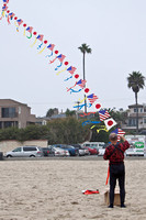 Seal Beach Japan America Society Kite Festival 2010
