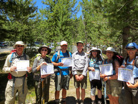 High Sierra Camps 2012